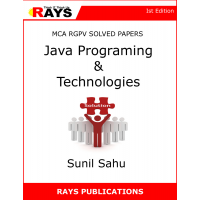 JAVA PROGRAMMING & TECHNOLOGIES