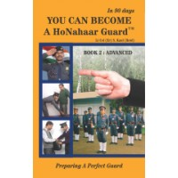 YOU CAN BECOME A HONHAR GUARD - ADVANCE (English)