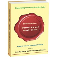 A SECURITY BOOK - (English)